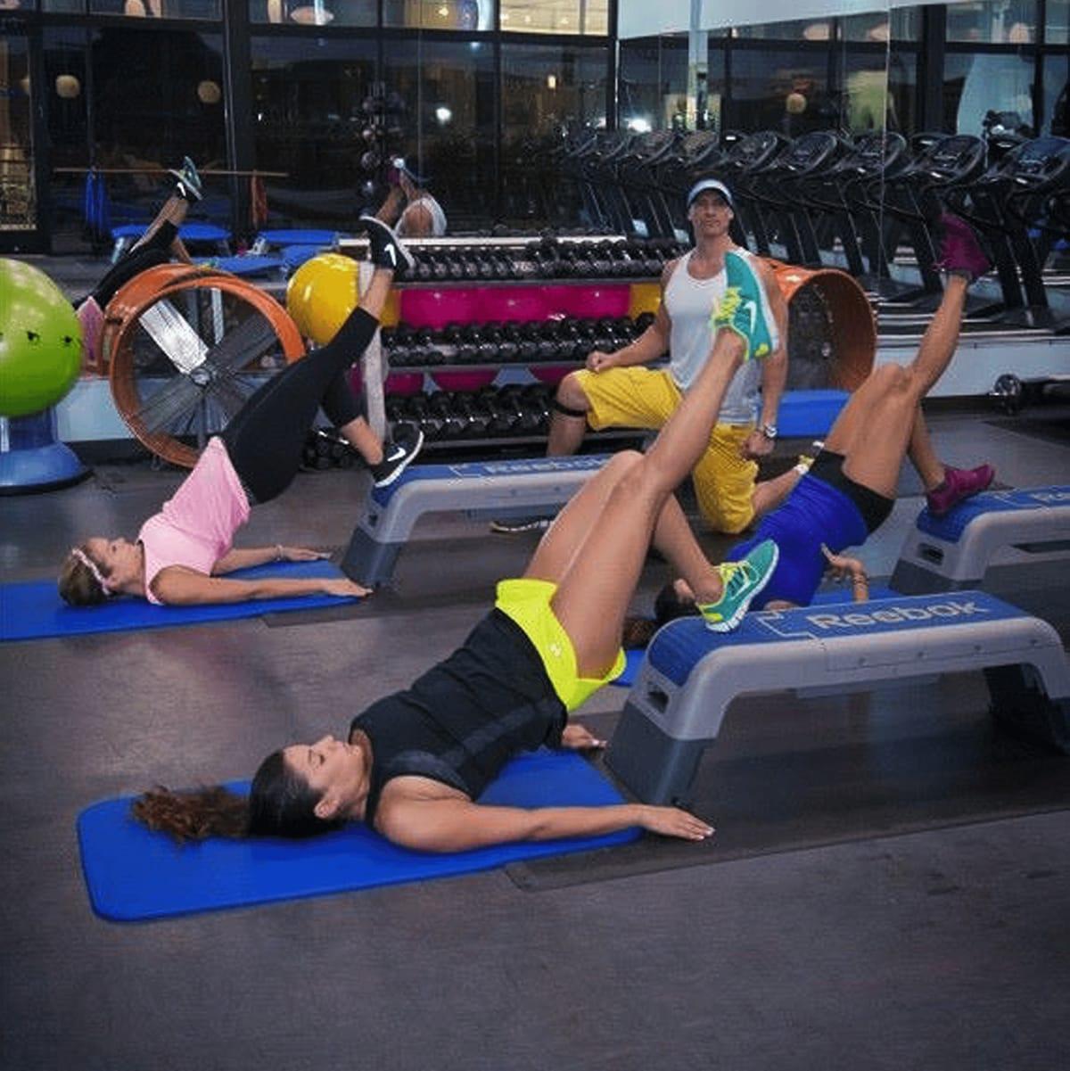 InCinR8 Fitness Studio in Dallas