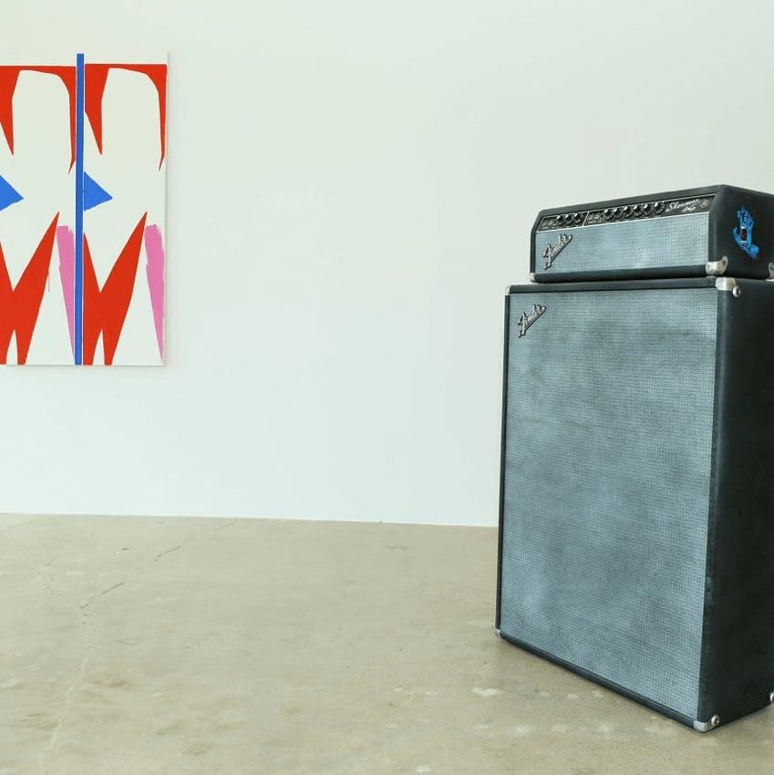 Art from the Galerie Frank Elbaz