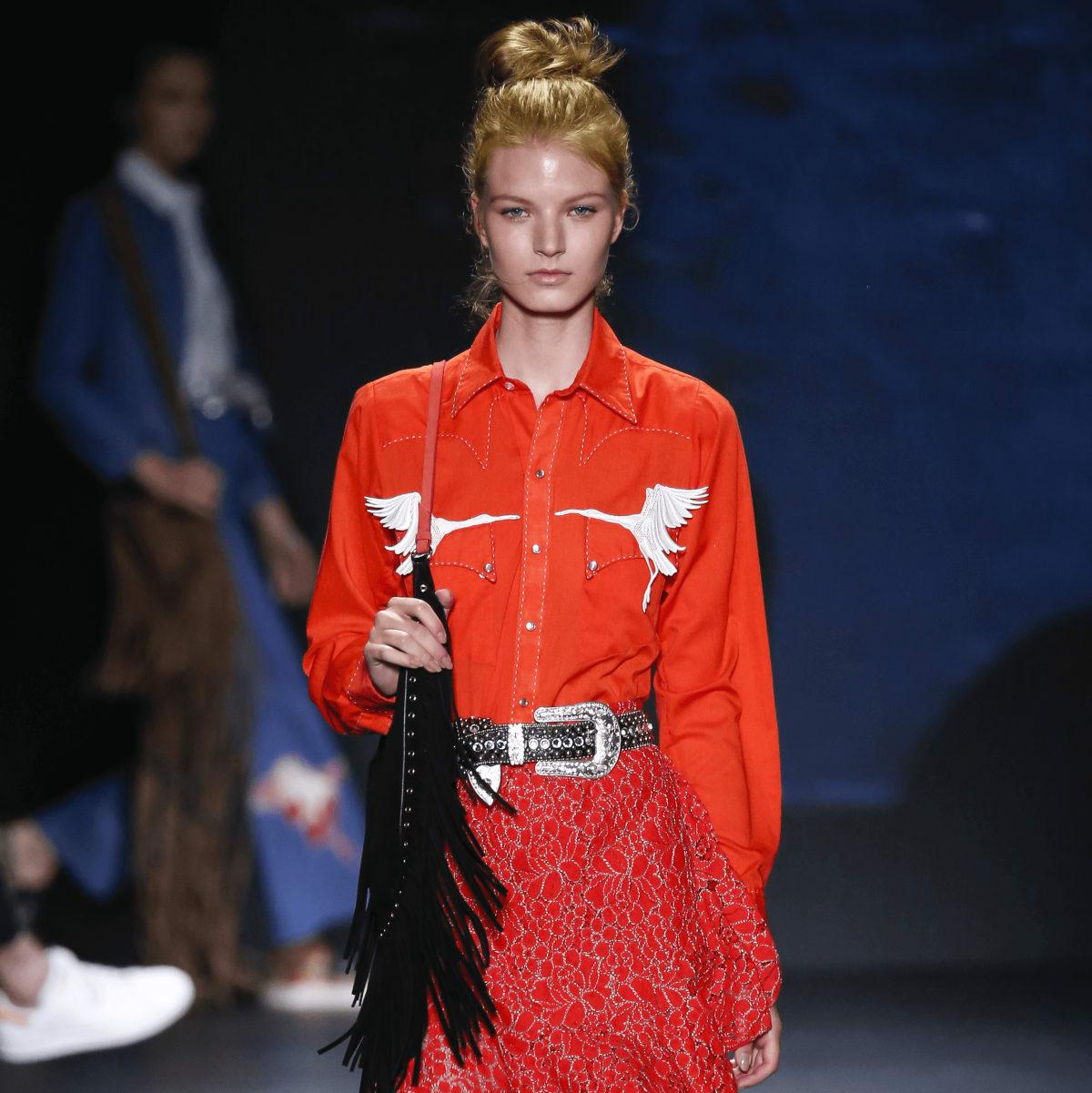 Vivienne Tam look 24 Houston collection