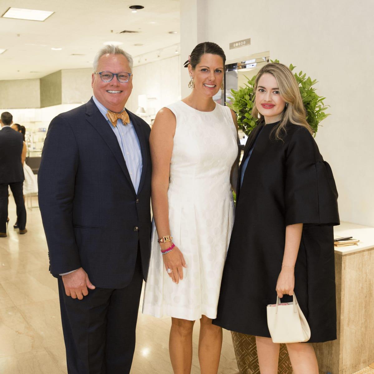 Mimi Sterling, Kevin Hurst, Sara Bray