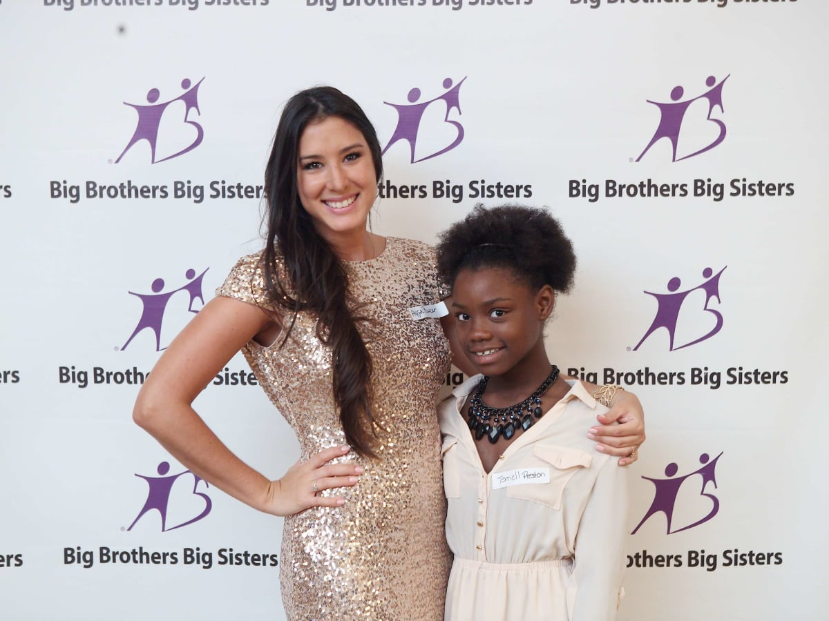 big brothers big sister Home become a part of something special & start making a difference in a child's life.