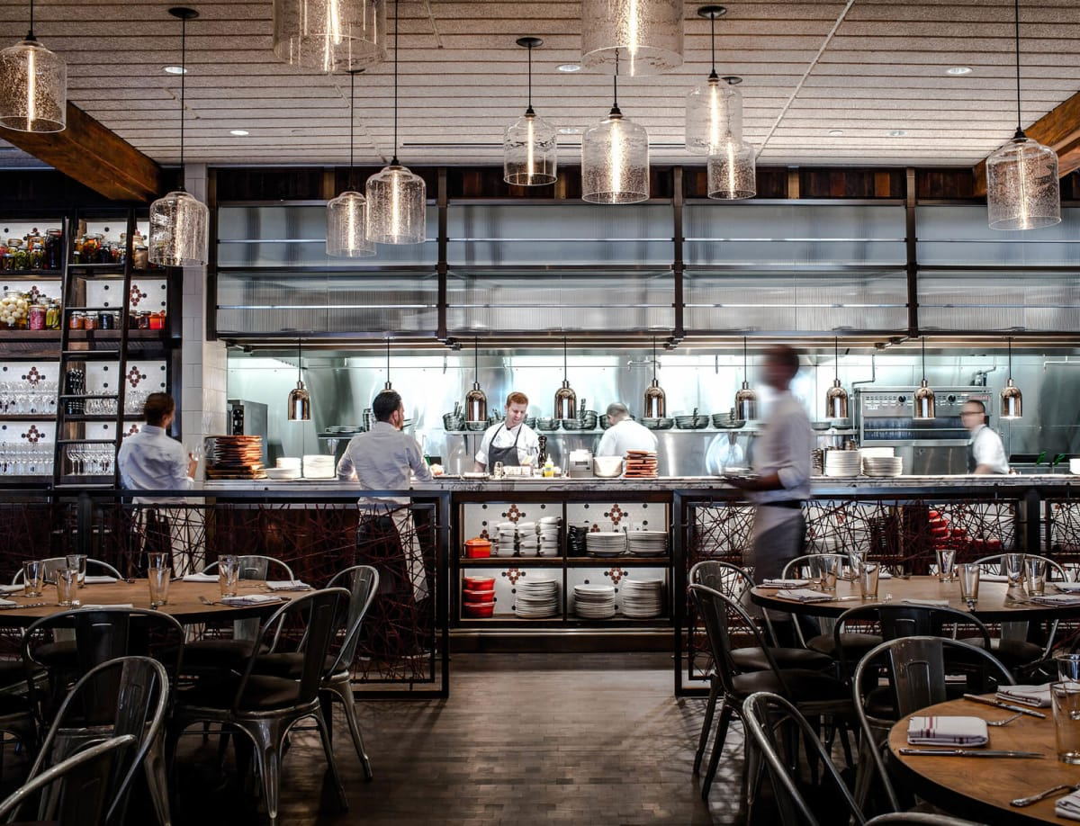 Tex centric cbd provisions restores culinary glory to for Q kitchen bar san antonio