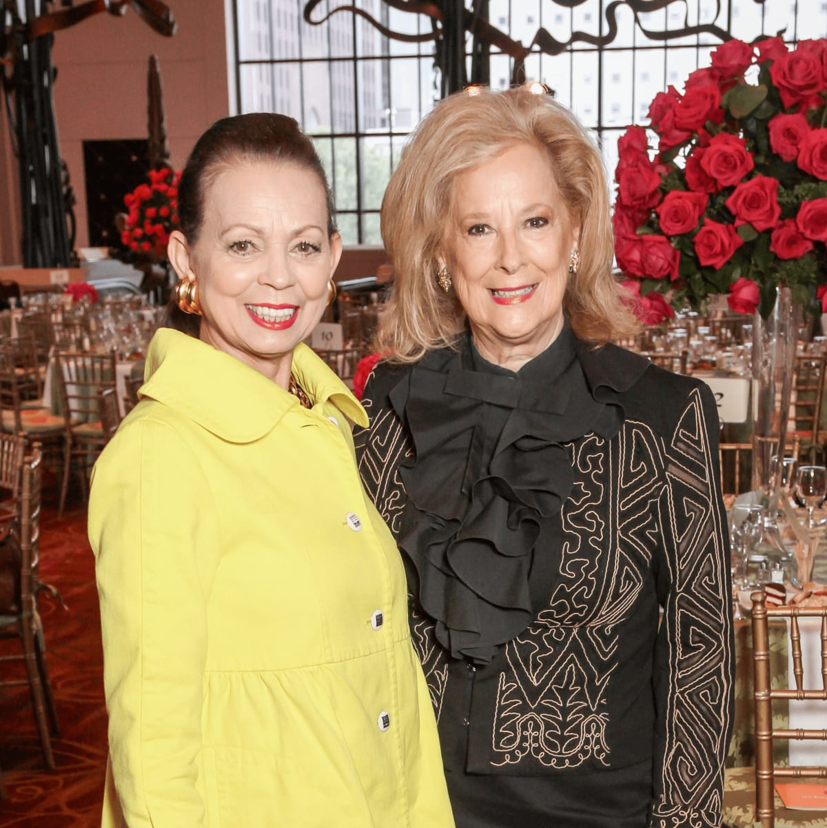 Legacy Luncheon, 9/16, Danielle Ellis, Mary Ann McKeithan