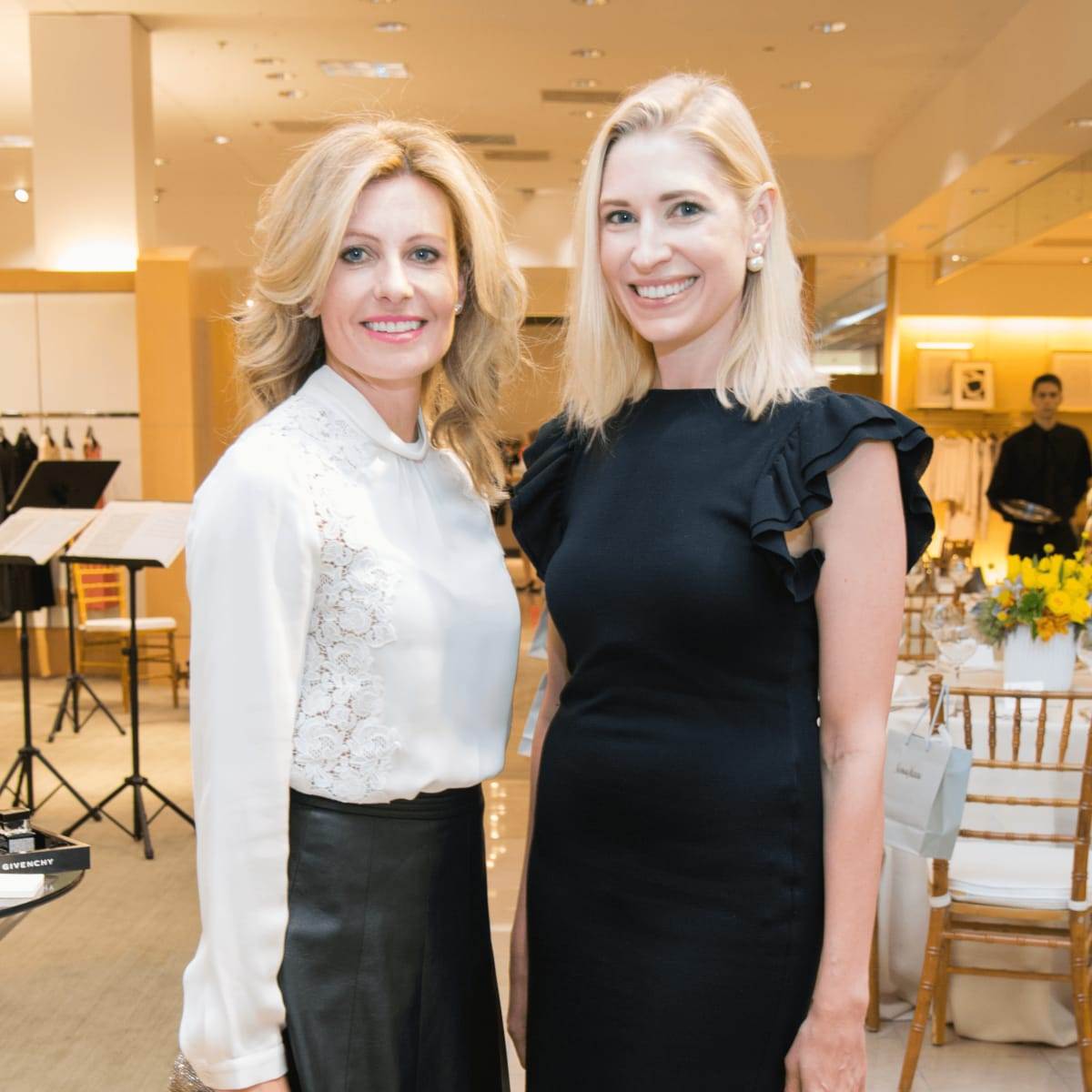 Mercury luncheon, 9/16, Carolyn Tanner, Isabel David