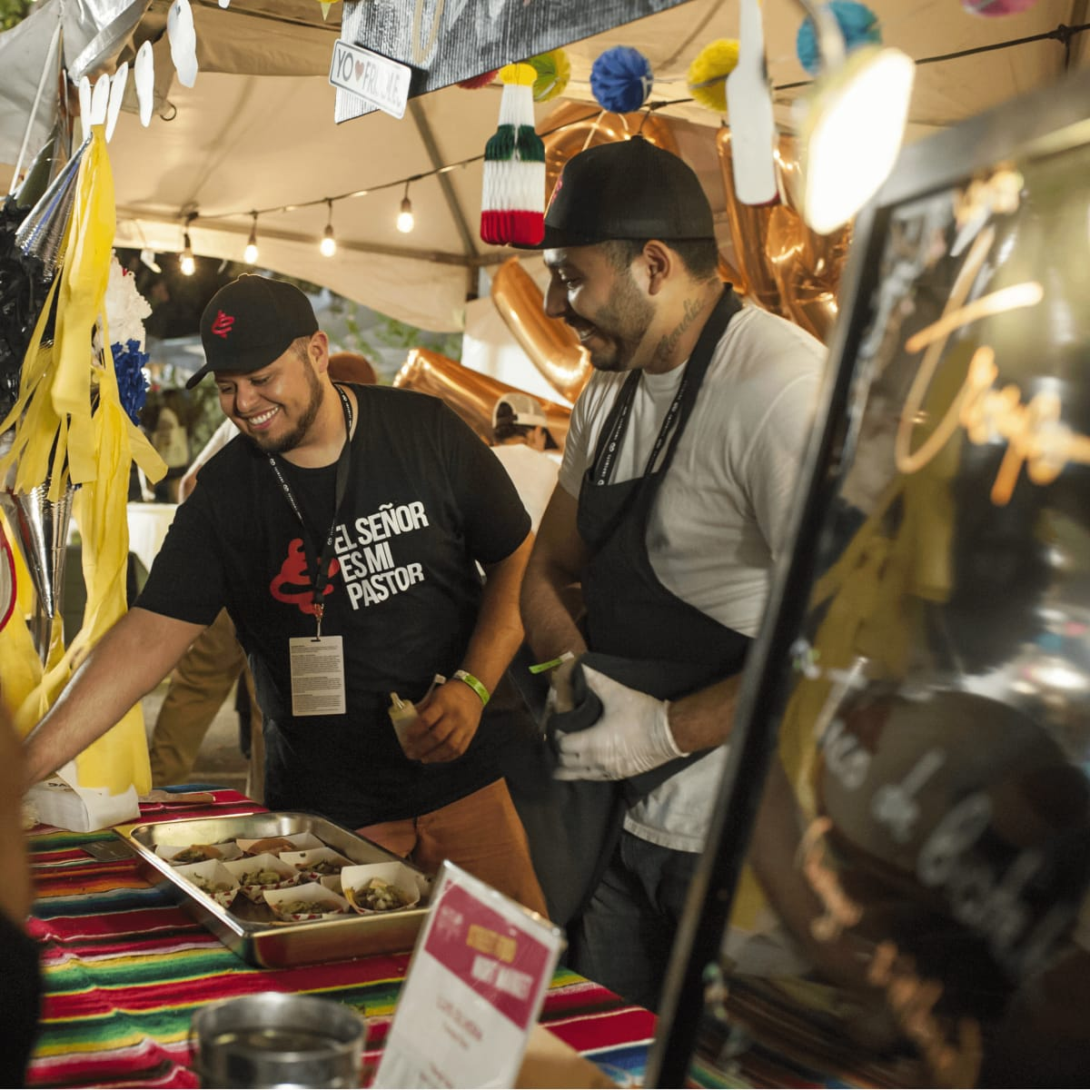 Trompo at Chefs for Farmers Street Food Night Market 2016