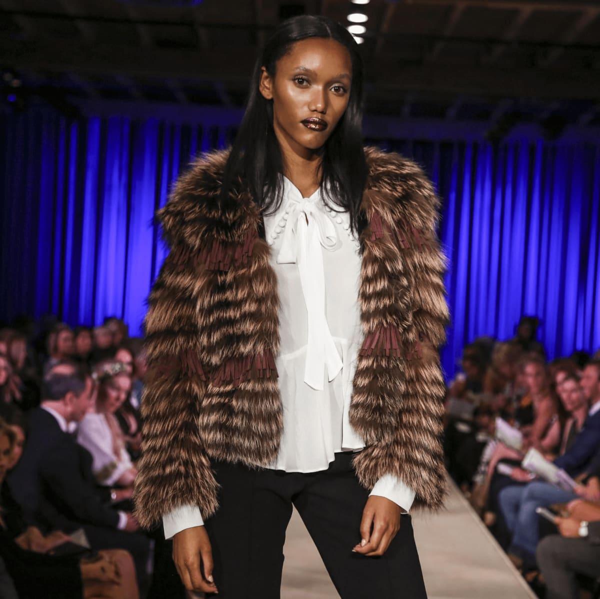TRIBEZA Style Week Fashion Show 2016 at Brazos Hall Redbird