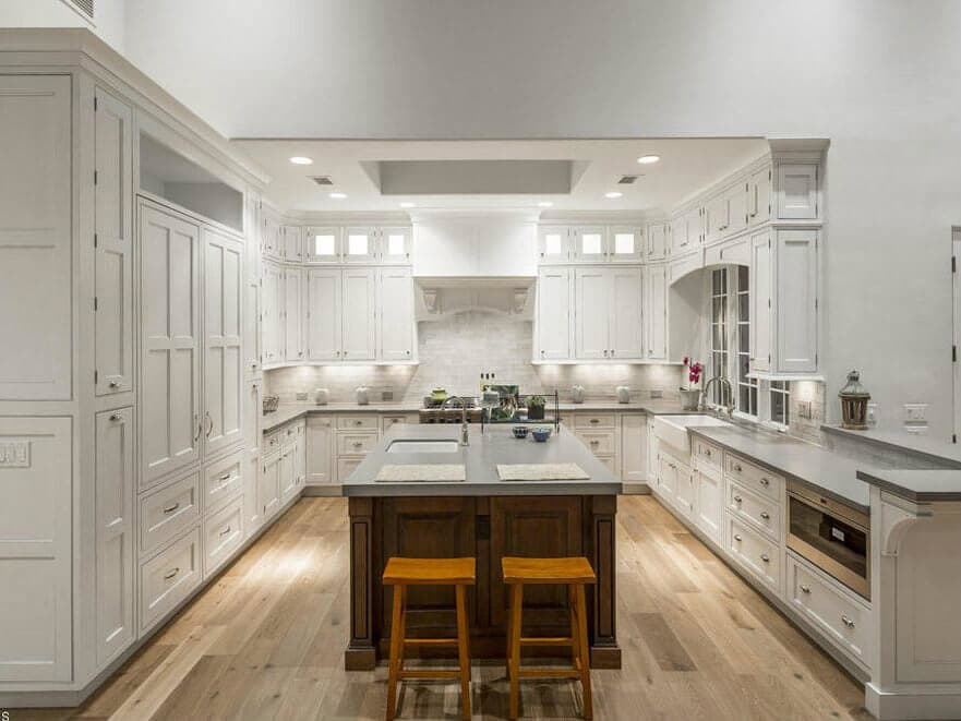 What s in and what s out in kitchen design experts weigh for Q kitchen bar san antonio