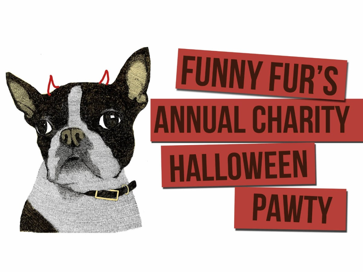 Funny Fur River Oaks presents Annual Charity Halloween Party ...
