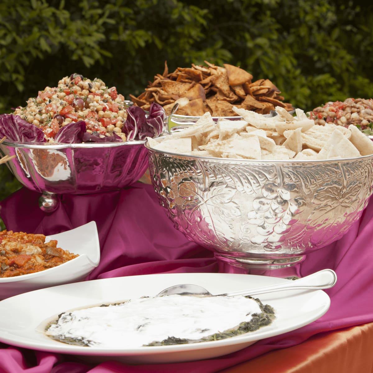 21 Nidhika Mehta's birthday April 2013 Nidhika Mehta's birthday April 2013 Middle Easter-themed buffet by Tony's