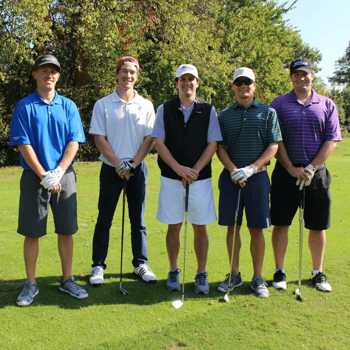 Ryan Godfrey, Jarrod Cox, JB Askew, David Muckelroy, Trevor Golden