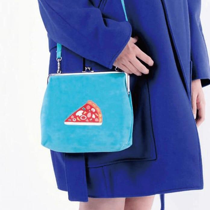Disco Daisies purse