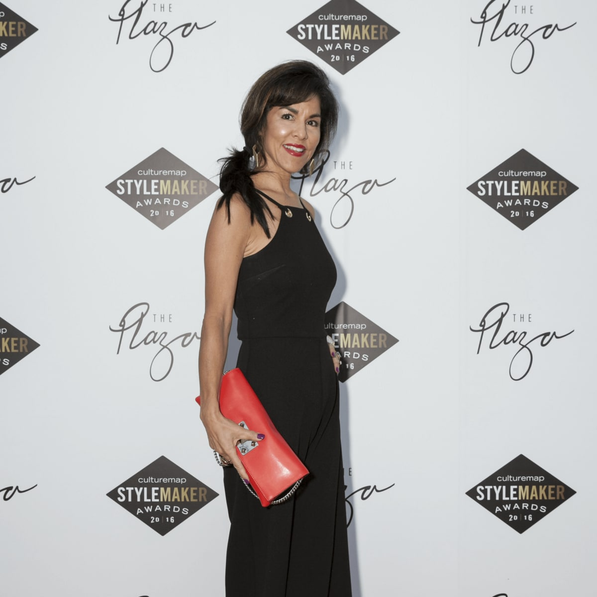 Cici Couchot at 2016 Dallas Stylemaker Awards
