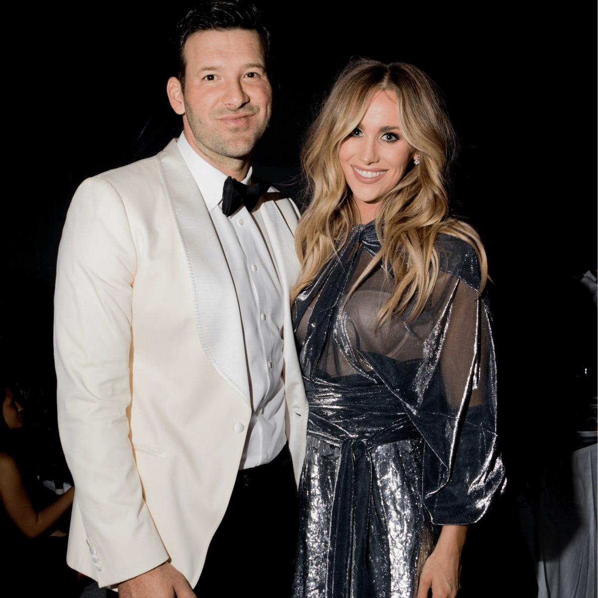 Tony Romo, Candice Romo