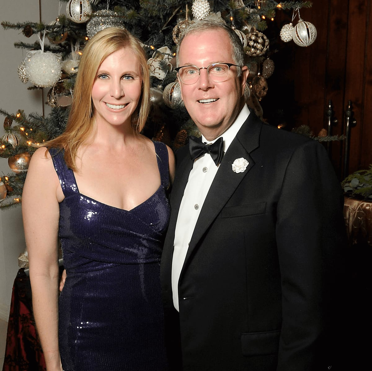 Houston, Trees of Hope gala, Nov. 2016, Heather Holmes, Richard Holmes