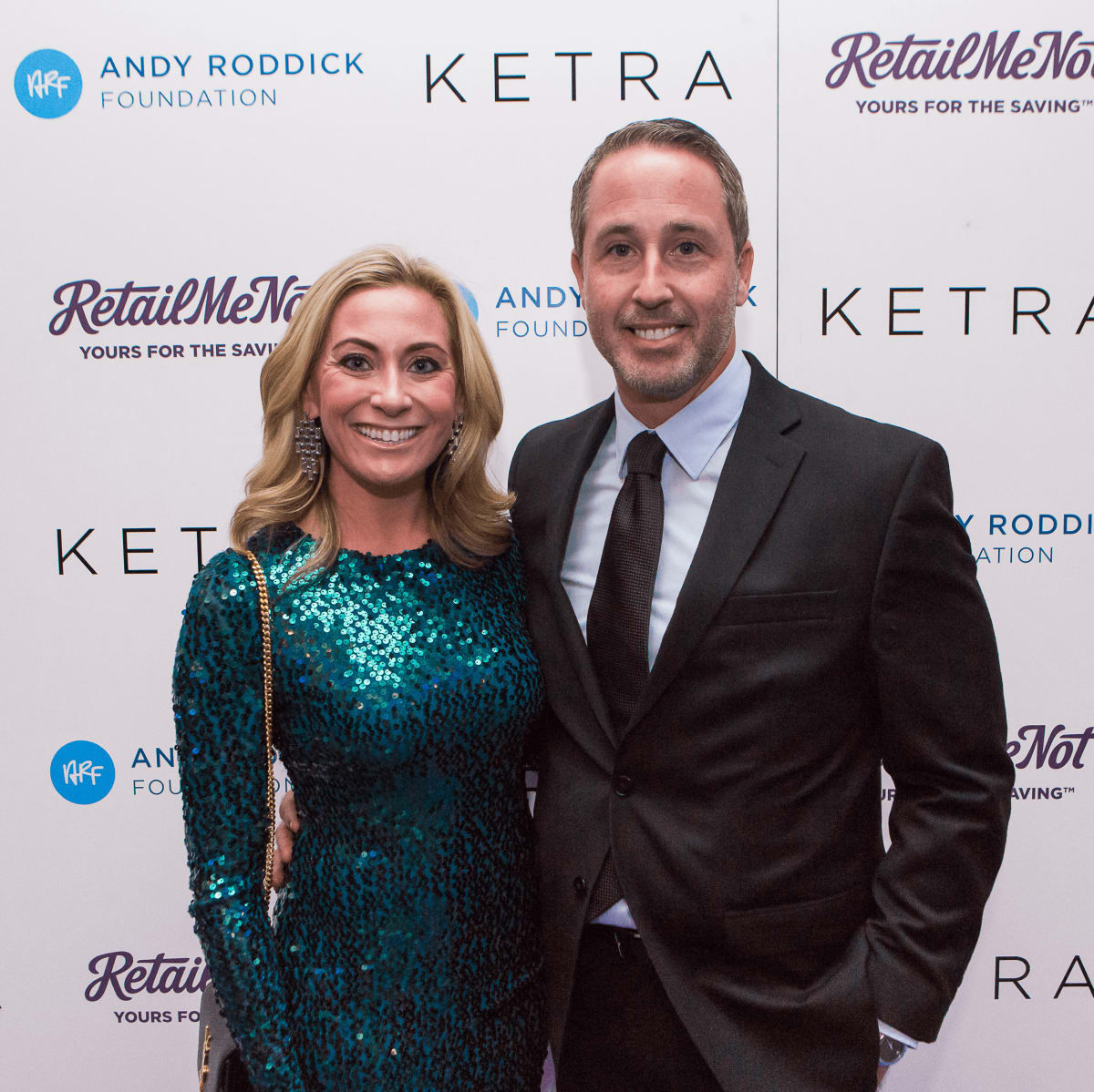 Andy Roddick Foundation Gala 2016 Sara Skirboll Jackson Bigham