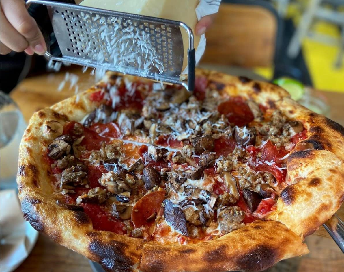 Pie Tap Pizza Workshop + Bar