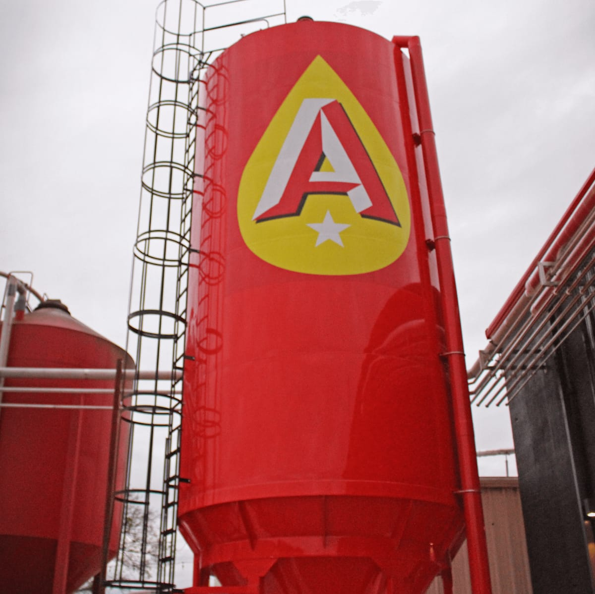 Austin Beerworks tank