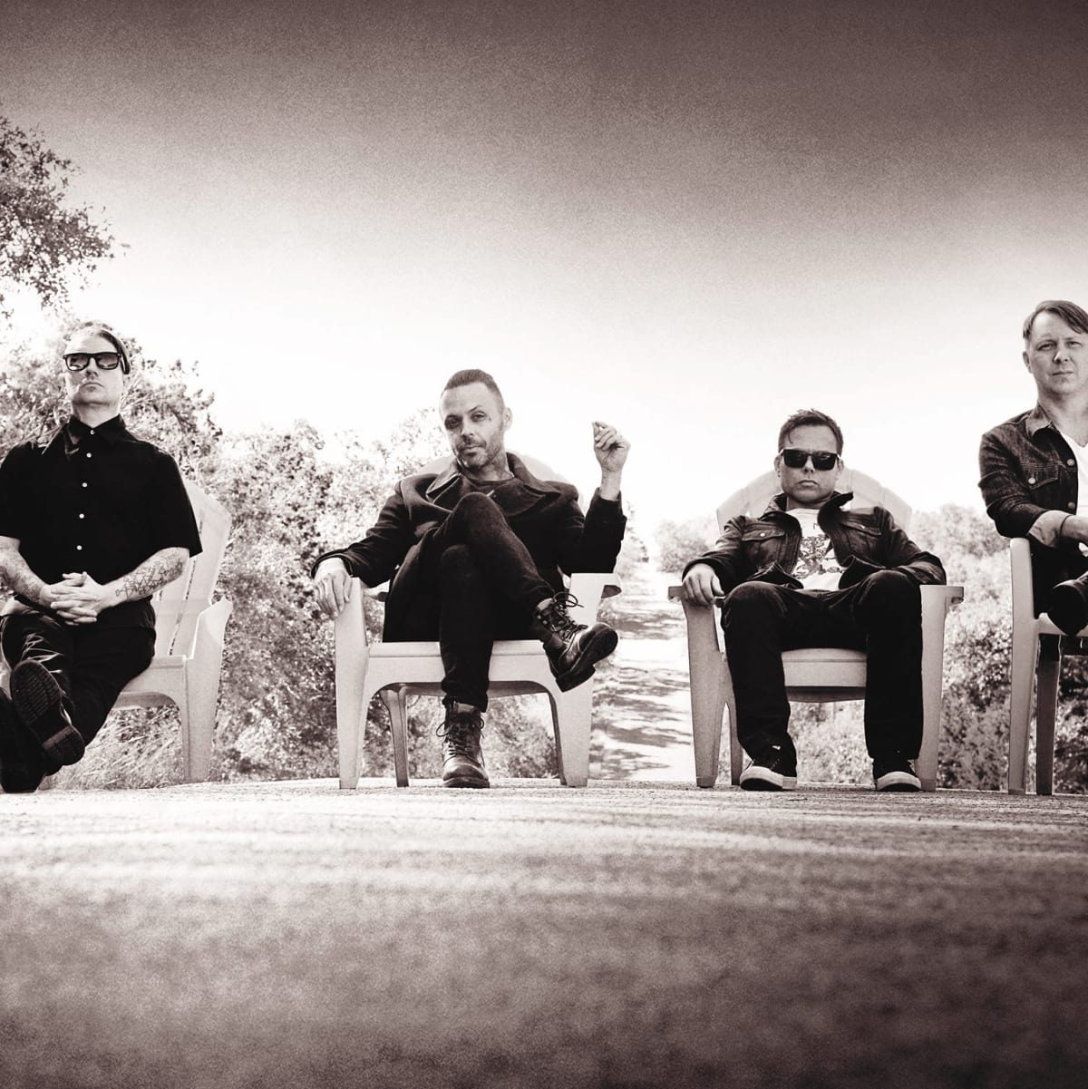 Blue October band