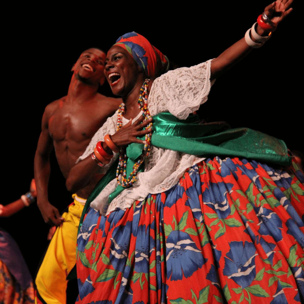 Bale Folclorico de Bahia