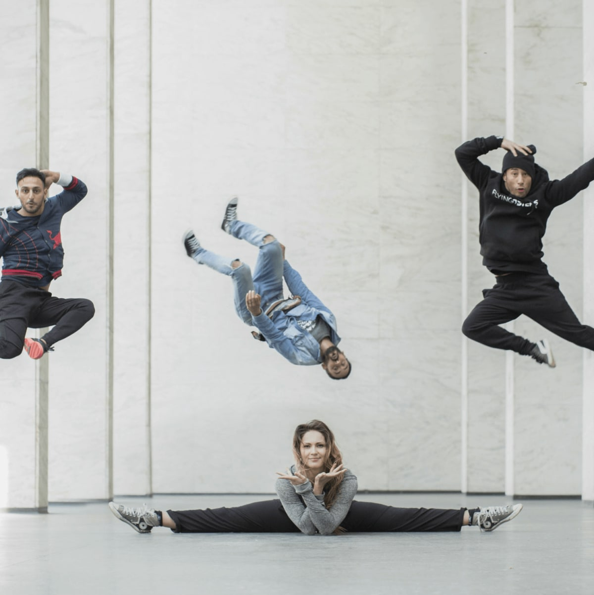 Red Bull Flying Bach 2016-2017 Tour