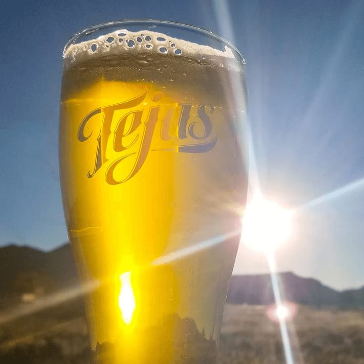 Big Bend Brewing Company Tejas Lager beer