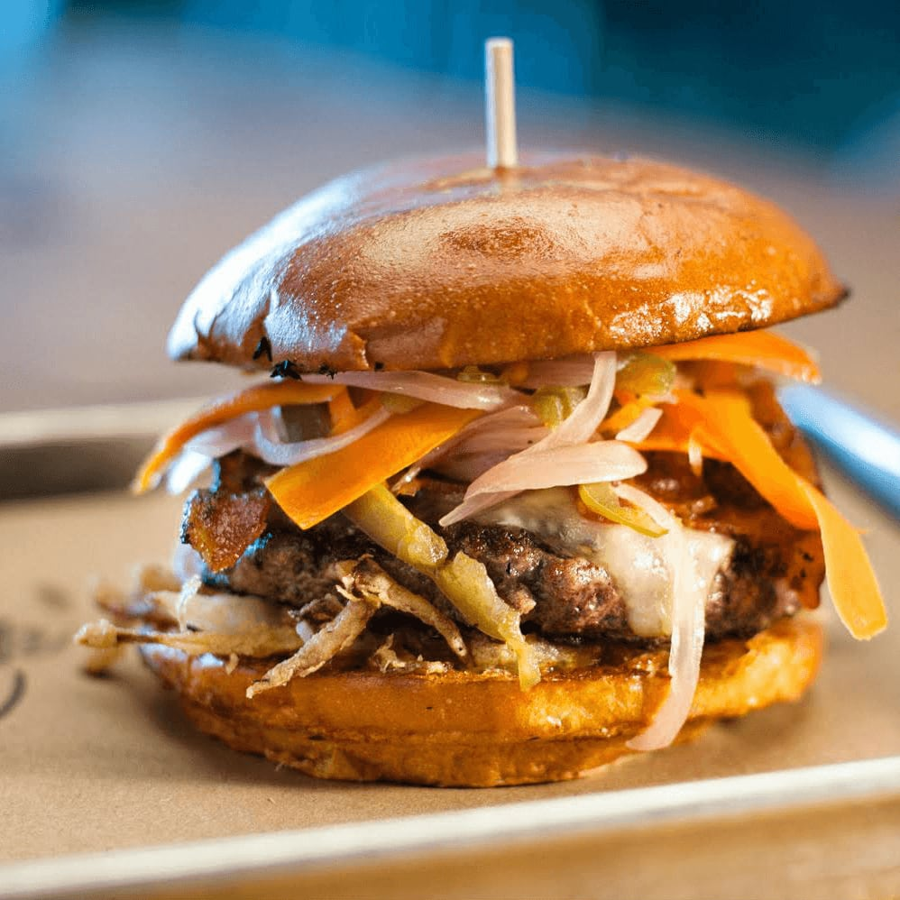Haystack Burgers & Barley