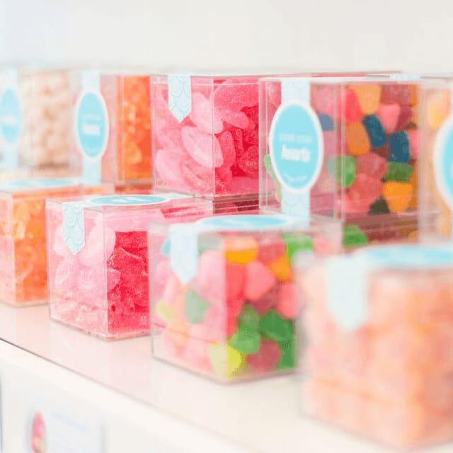Sugarfina, candy, gummy bears