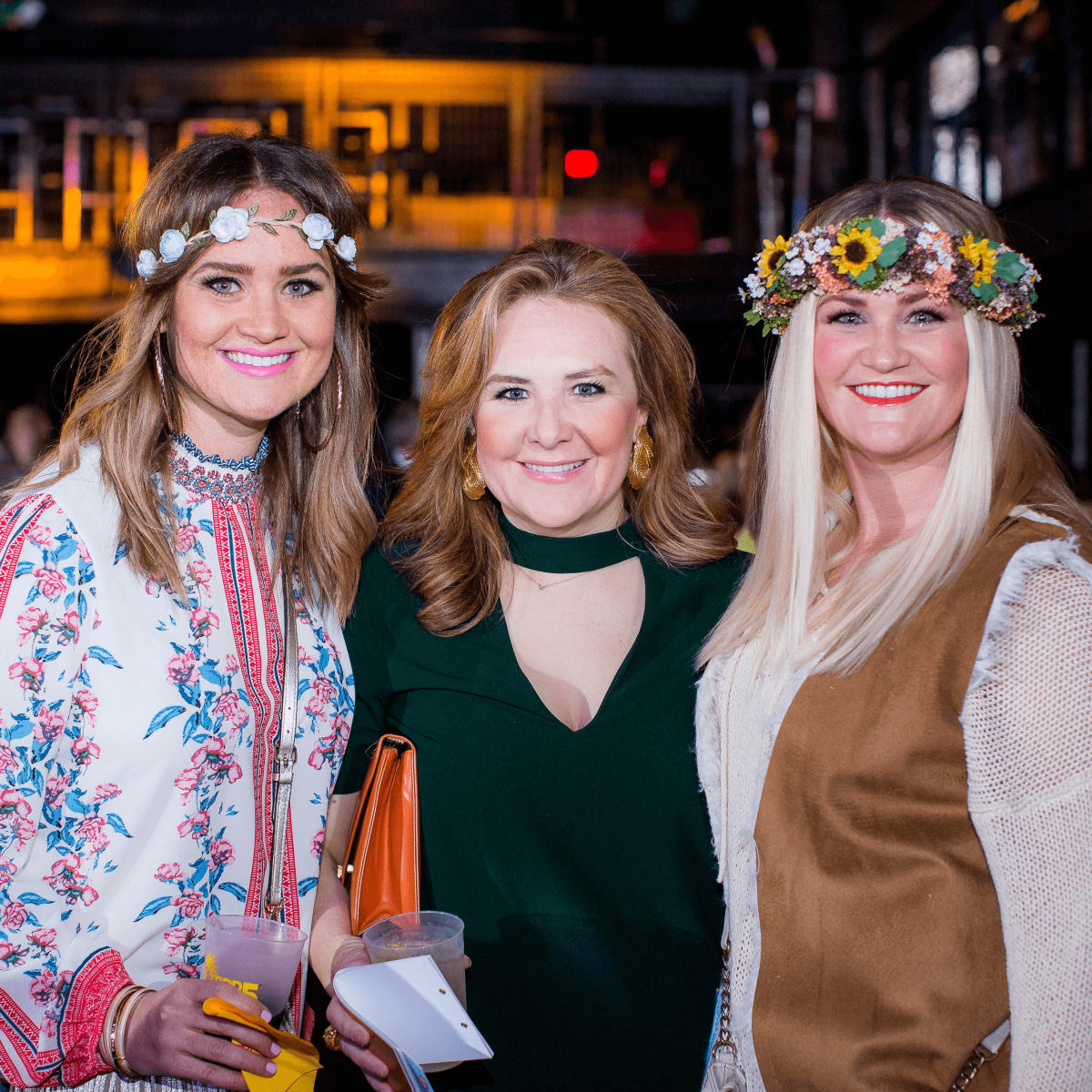 Sidney Miller, Emily Turner, Nancy Miller