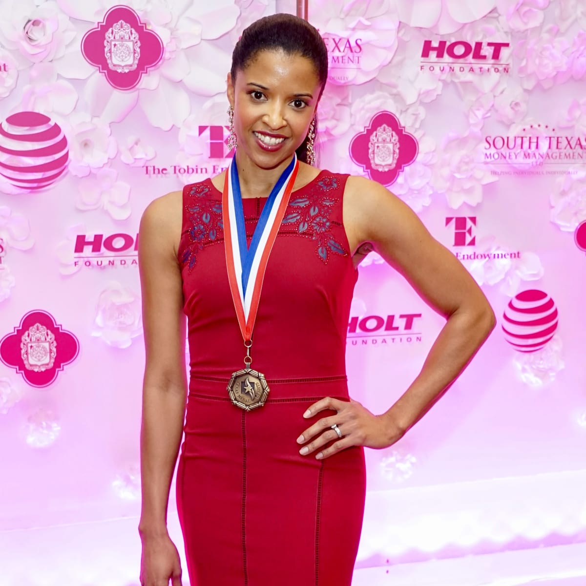 Texas Medal of Arts Awards Renee Elise Goldsberry