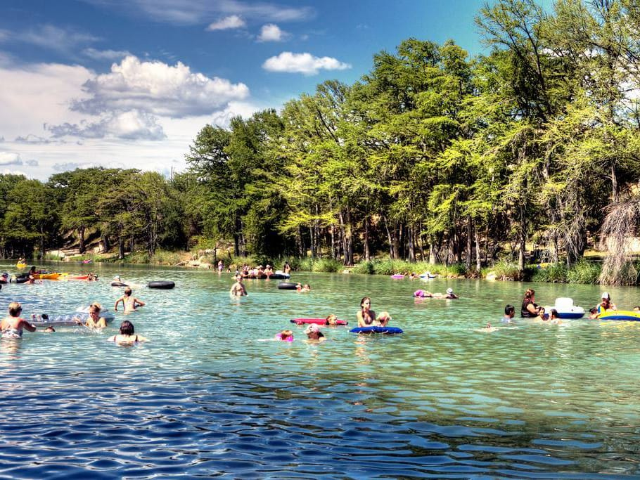 Ultimate Hill Country Road Trip From Floating Frio To