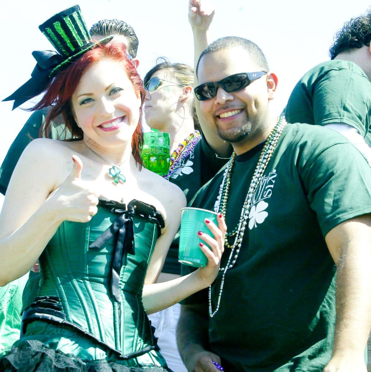 Greenville Avenue St. Patrick's Day Parade in Dallas