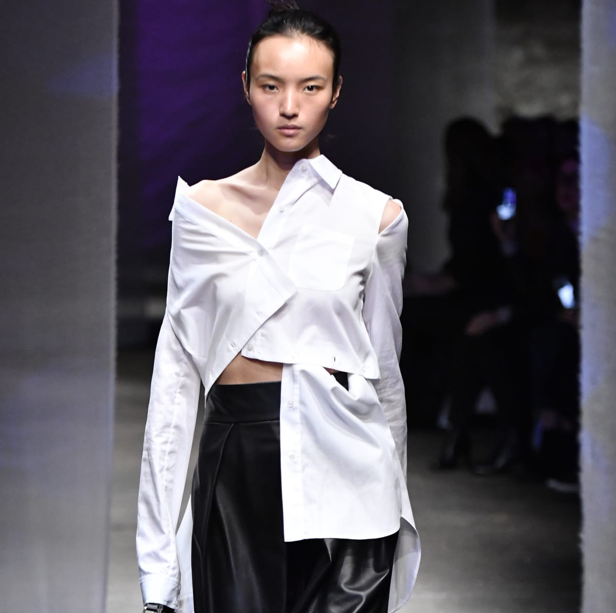 Milly fall 2017 collection look
