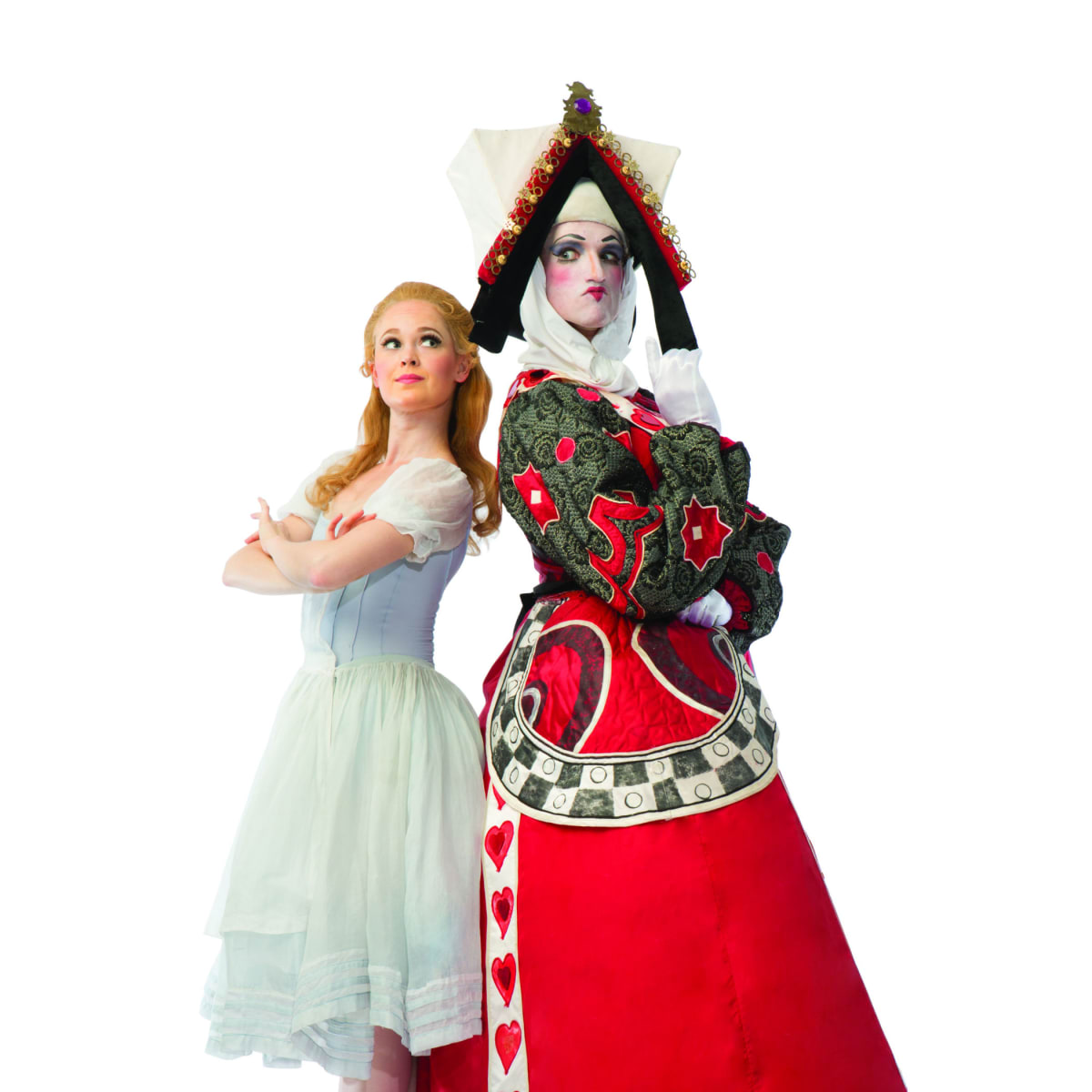 Texas Ballet Theater presents Alice in Wonderland