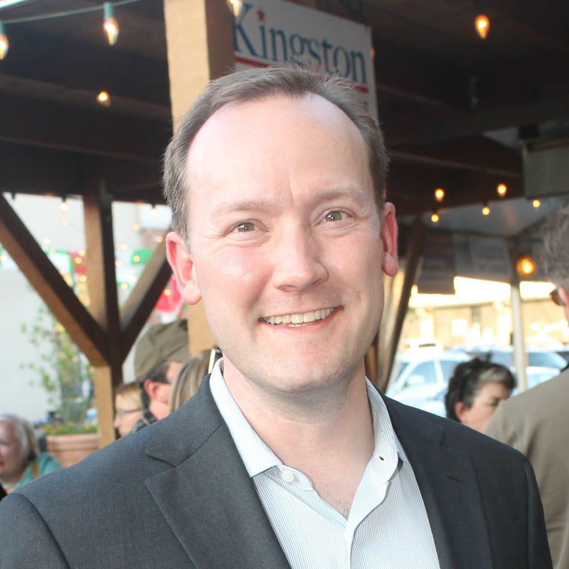 Dallas City Council member Philip Kingston