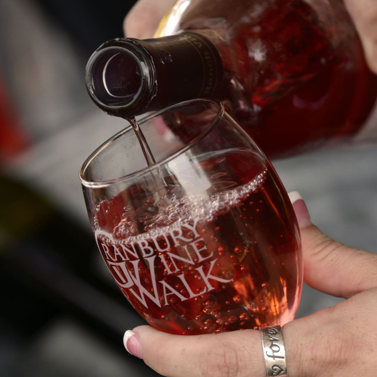 Granbury Wine Walk