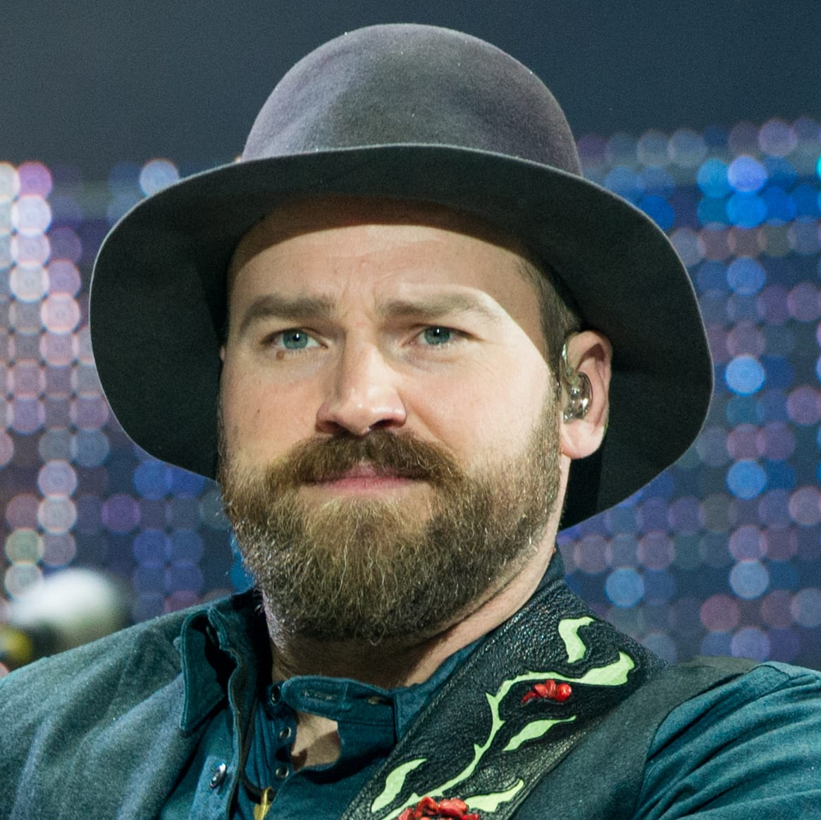 Zac Brown Band hat