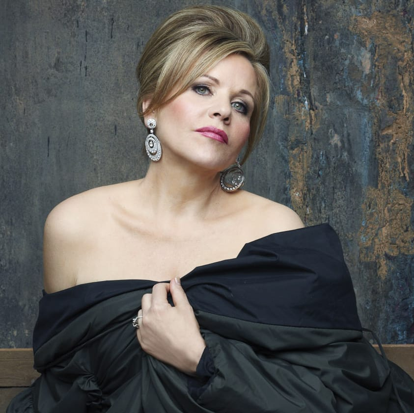 Renee Fleming interview for Houston Symphony opening performanc