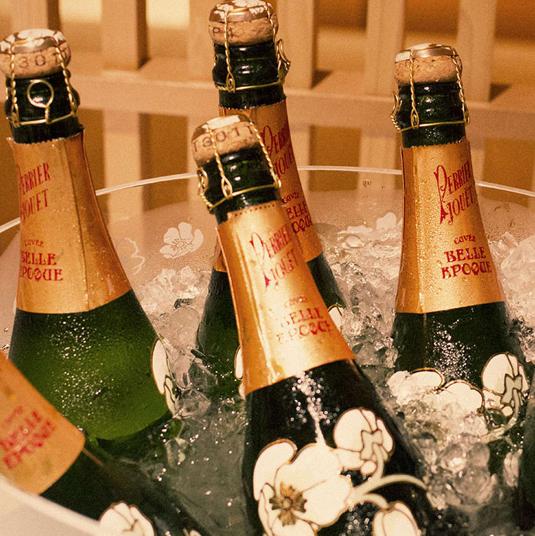 Champagne Dinner with Perrier-Jouet Brand Ambassador