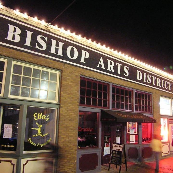 Bishop Arts District