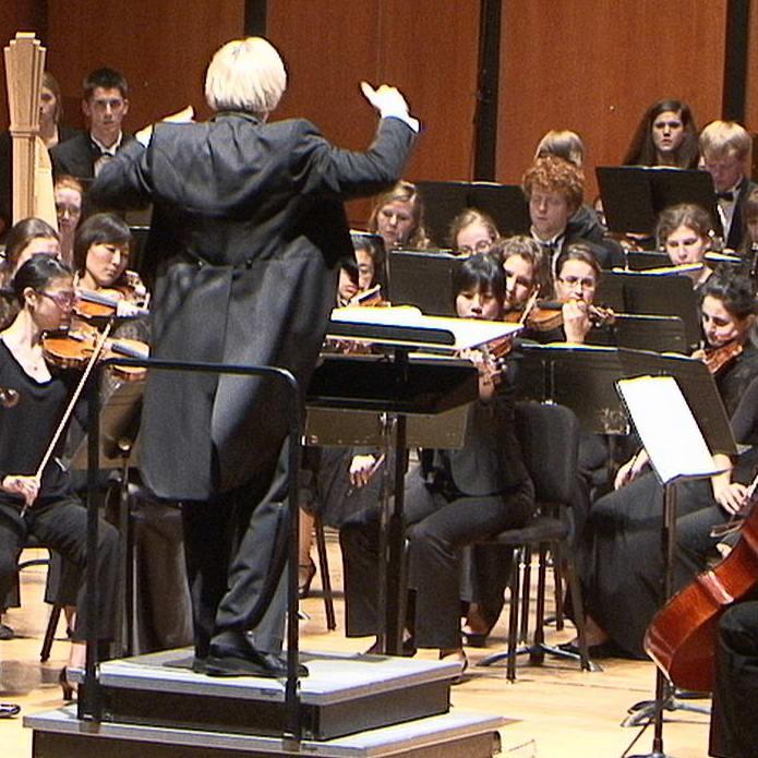 Texas Music Festival season announcement, April 2013, Conductor Franz Krager