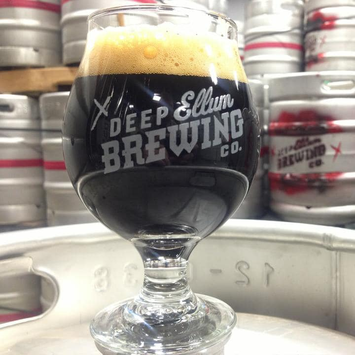 Deep Ellum Brewing Company's Darkest Hour