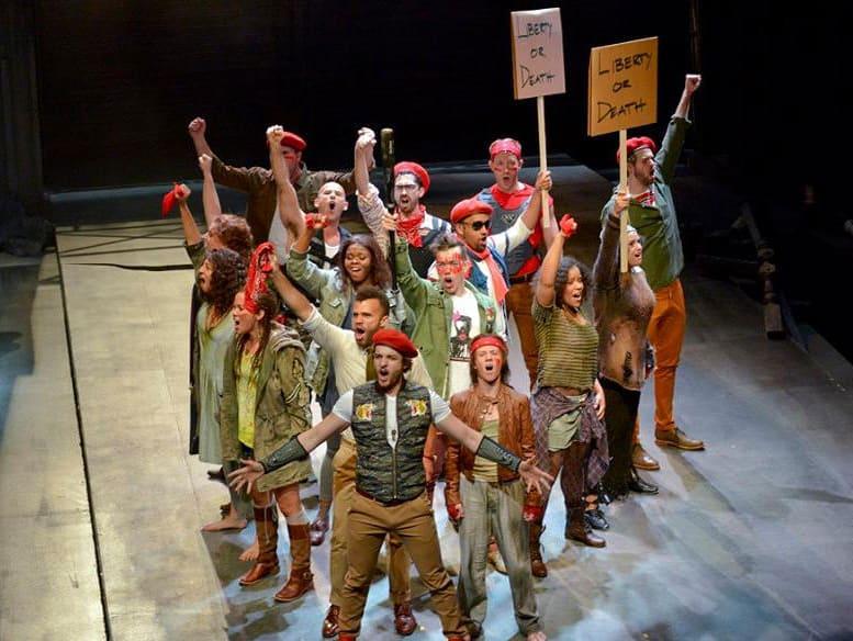 Dallas Theater Center presents Les Miserables