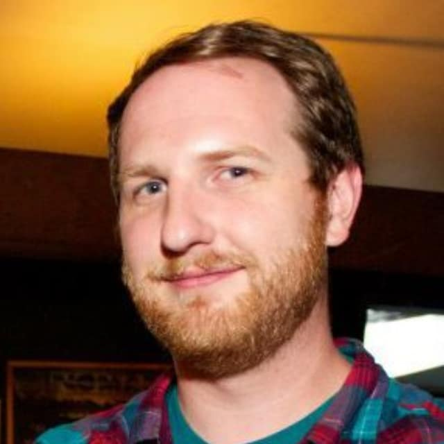Comedian Mac Blake of Stag Comedy