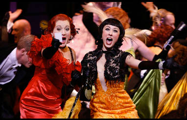 Lessons from a farce houston grand opera 39 s die fledermaus for Farcical opera