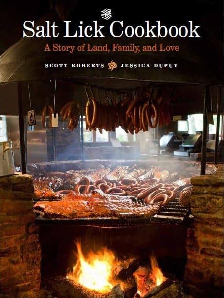 Salt Lick Cookbook, Jessica Dupuy