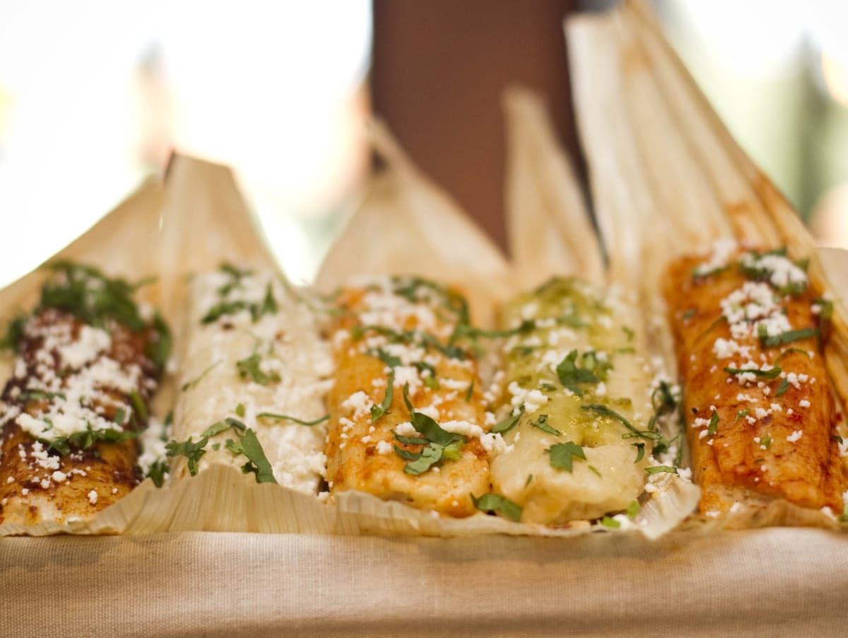 12 Days of Tamales at Urban Taco