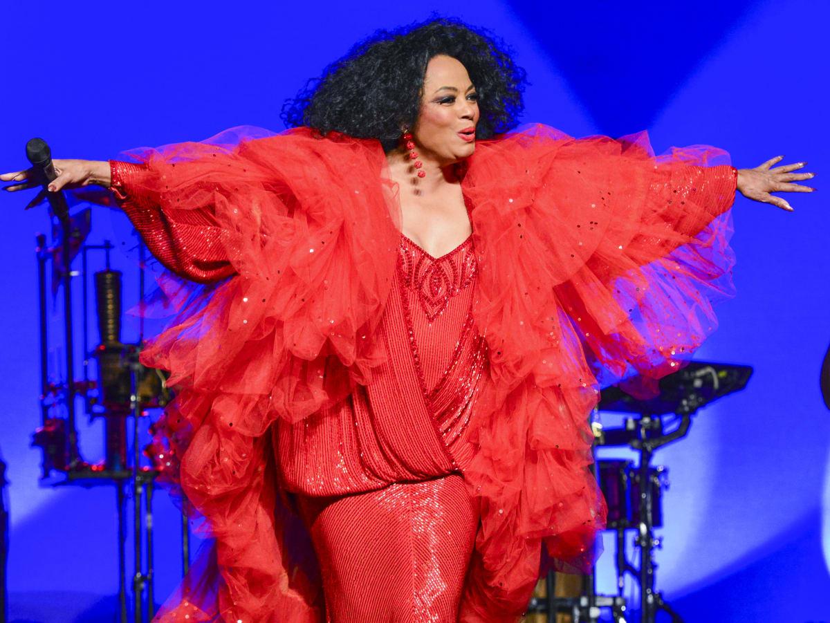 28 Diana Ross at the Houston Children's Charity Gala November 2013