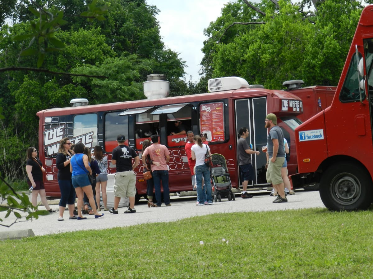 Houston Food Truck Fest
