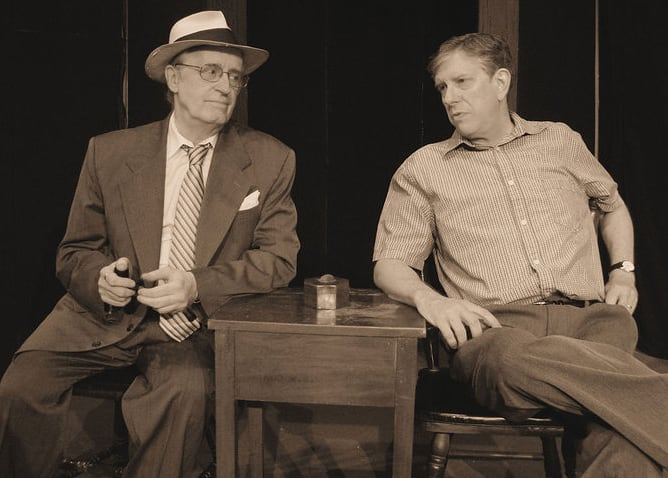 how miller presents joe keller as a With all my sons, miller presents the story of the keller family patriarch joe keller had been in business with steve deever, who has been convicted of selling defective parts to the air force joe keller had been exonerated.