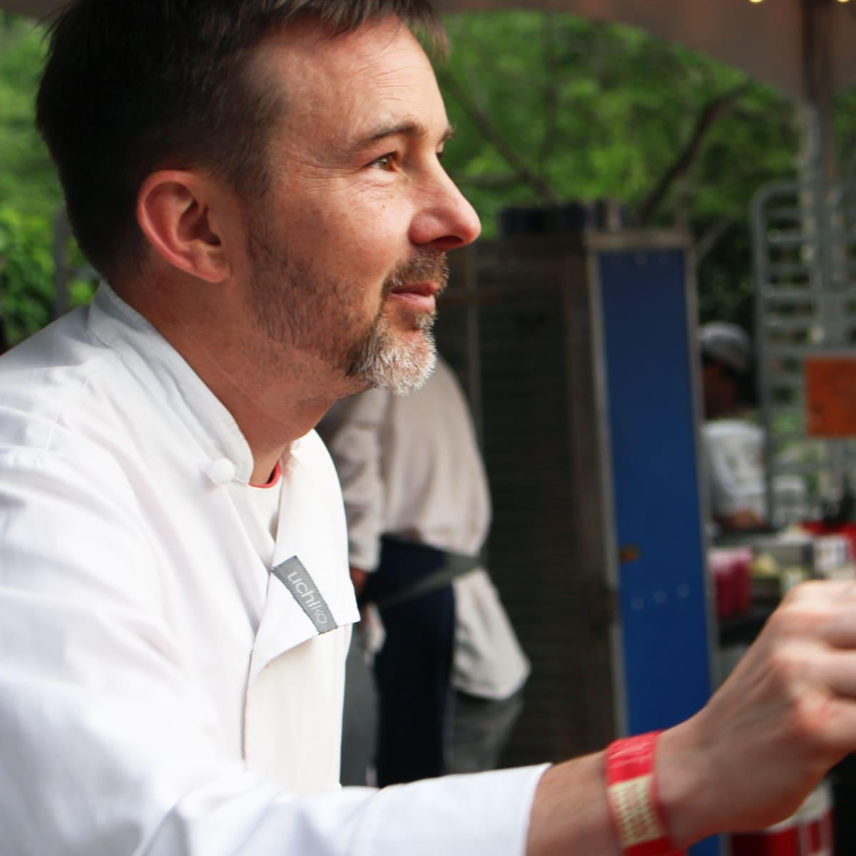 Austin Food and Wine Fest 2017 Tyson Cole